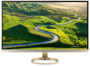 ACER H277HU Review : USB Type-C Monitor For your Macbook