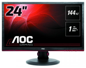 AOC G2460PF Review: Popular, Affordable 144hz Gaming Monitor