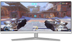 Microboard M340CLZ Review – Cheap Korean 100Hz Ultra Wide Gaming Monitor