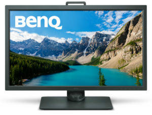 BenQ SW320 Preview: Flagship 4K HDR Monitor for Photographers