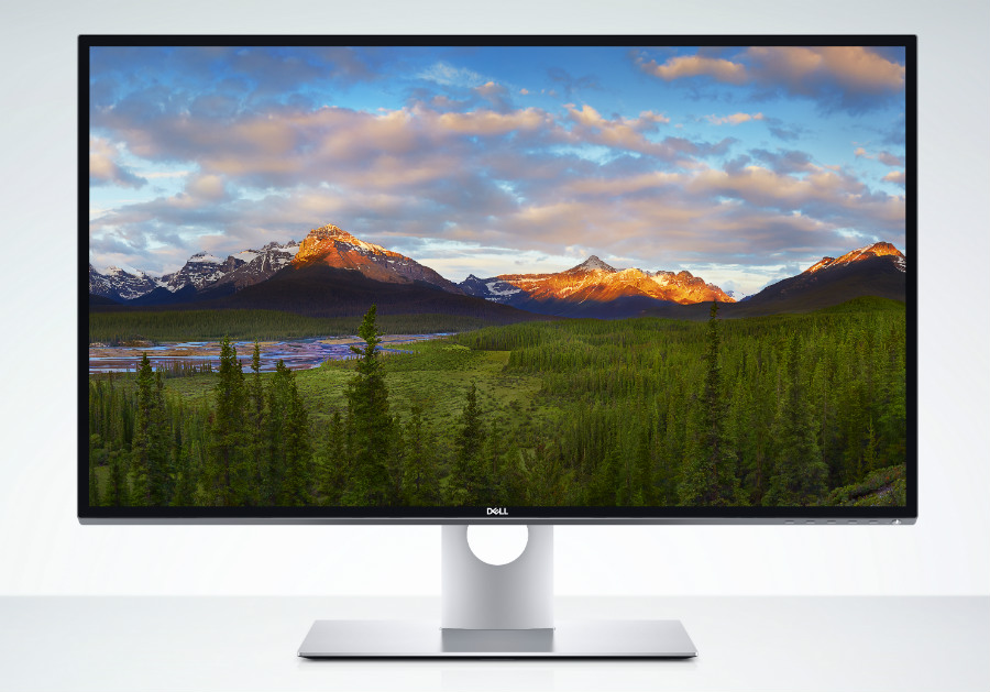Best 8K monitor review dell up3218k
