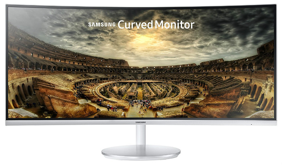 best ultra wide VA gaming CES 2017 monitor