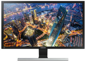 Samsung UE590 Review – Affordable 4K Freesync Monitor