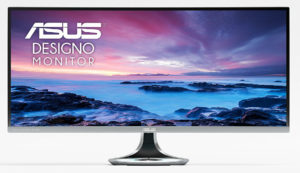 Asus MX34VQ Designo Monitor Review – Versatile High End Ultra-Wide Monitor