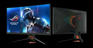 Asus PG27VQ – Latest 1440p G-Sync Monitor with 1800r Curve