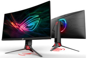 Computex 2017 Gaming Monitors Part 2 – the Asus ROG Strix XG258Q, XG27VQ, and XG32VQ FreeSync Monitors