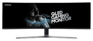 Samsung C49HG90 Preview – 49-Inch Ultrawide HDR QLED Monitor