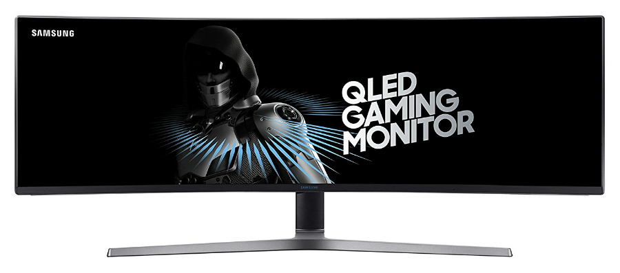 Samsung C49HG90 HDR monitor for gaming