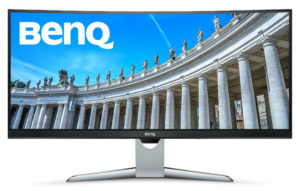 BenQ EX3501R Preview: 100Hz Ultrawide Monitor for Executives and Gamers