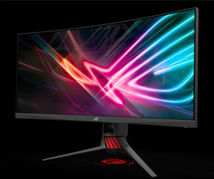 Asus ROG Strix XG35VQ Preview – 100Hz Ultrawide Monitor with FreeSync