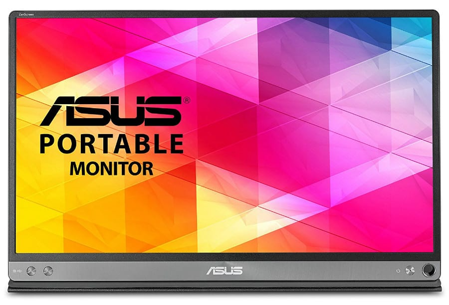 Asus ZenScreen MB16AC worth it