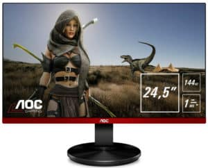 AOC G2790PX Review – Bezel-Free 144Hz Gaming Monitor with FreeSync