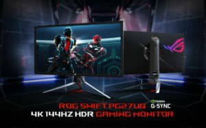 Asus PG27UQ and Acer X27 4K 144Hz Monitors – Latest News So Far
