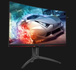 AOC Agon AG322QC4 Review – Curved VA Gaming monitor with FreeSync 2 and HDR400