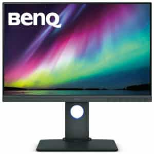 BenQ SW240 Review – 16:10 IPS Monitor with Adobe RGB