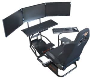 Volair Sim Flight Chassis Review – Best Simulation Chair for Racing and Flight Games