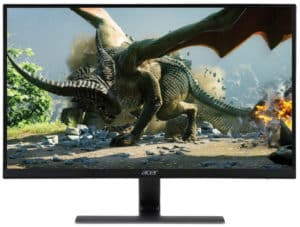 Acer RG270 Review – Affordable 75Hz IPS Monitor for Gaming
