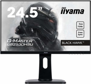 Iiyama GB2530HSU Black Hawk Review – 75Hz Budget Gaming Monitor