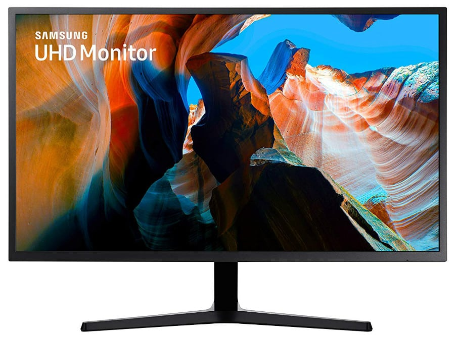 Samsung U32J590 Review - Affordable 32-inch 4K Monitor for