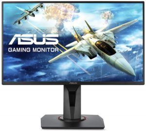 Asus VG258QR Review – 165Hz TN Gaming Monitor with FreeSync and G-Sync Compatibility