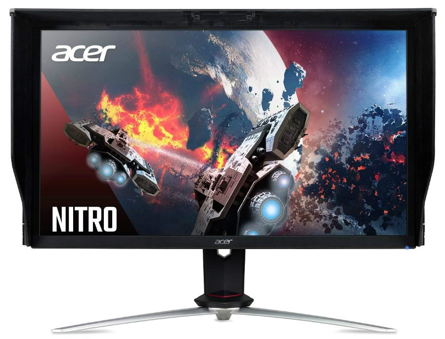 Acer XV273K for competitive