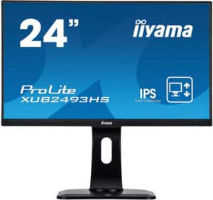 Iiyama ProLite XUB2493HS-B1 Review – Entry Level Professional Monitor for Editing