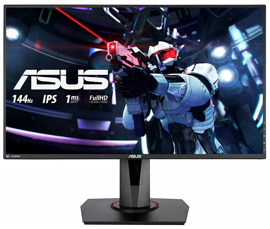 Asus VG279Q for photoediting