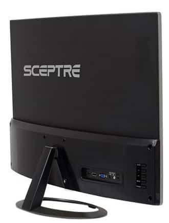 Sceptre C325W for PS4