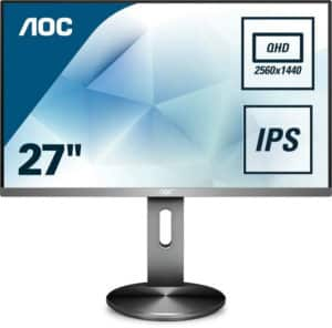 AOC Q2790PQU Review – Premium 1440p IPS Monitor for Professional Use