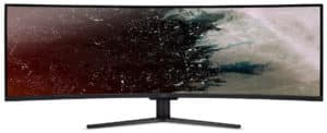 Acer EI491CR Preview – 49-Inch Super Ultrawide Gaming Monitor with FreeSync 2
