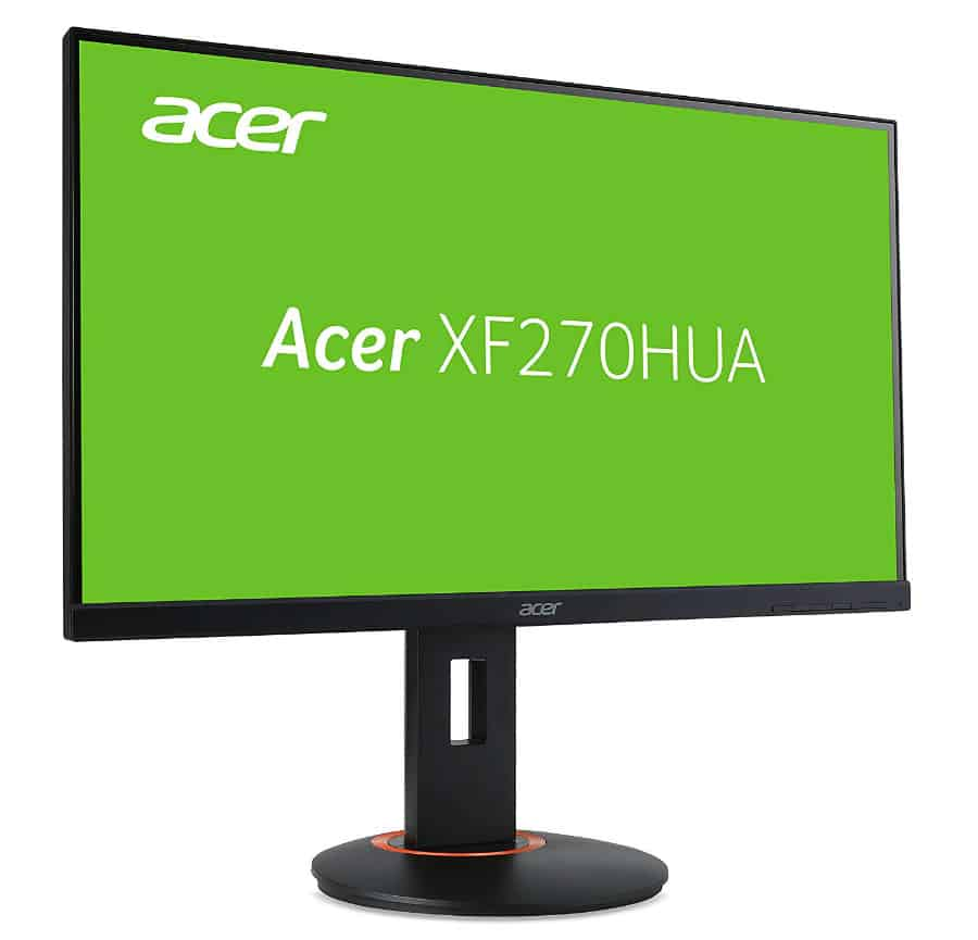 Acer XF270HUA for photo editing