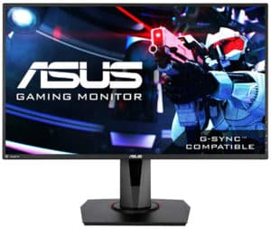 Asus VG278Q Review – 144Hz 1080p Gaming Monitor with FreeSync and G-Sync Compatibility
