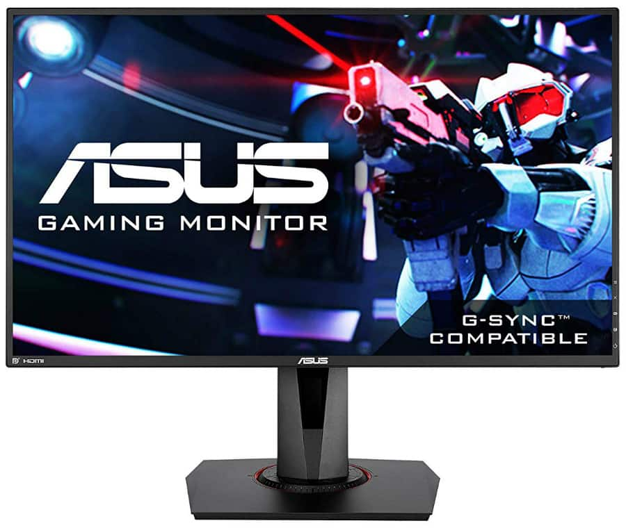 Asus VG278Q for competitive gaming
