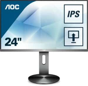 AOC I2490PXQU Review – Premium 1080p IPS Monitor for Home and Business Use