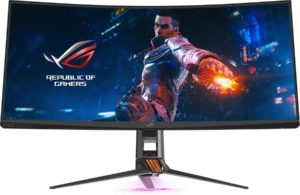 Asus PG35VQ Review – 200Hz HDR1000 Ultrawide Gaming Monitor with G-Sync – Editor's Choice