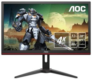 AOC G2868PQU Review – Affordable 4K Gaming Monitor with FreeSync