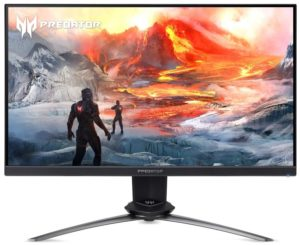Acer XN253QX Review – 240Hz G-Sync Gaming Monitor with 0.4ms Response Time