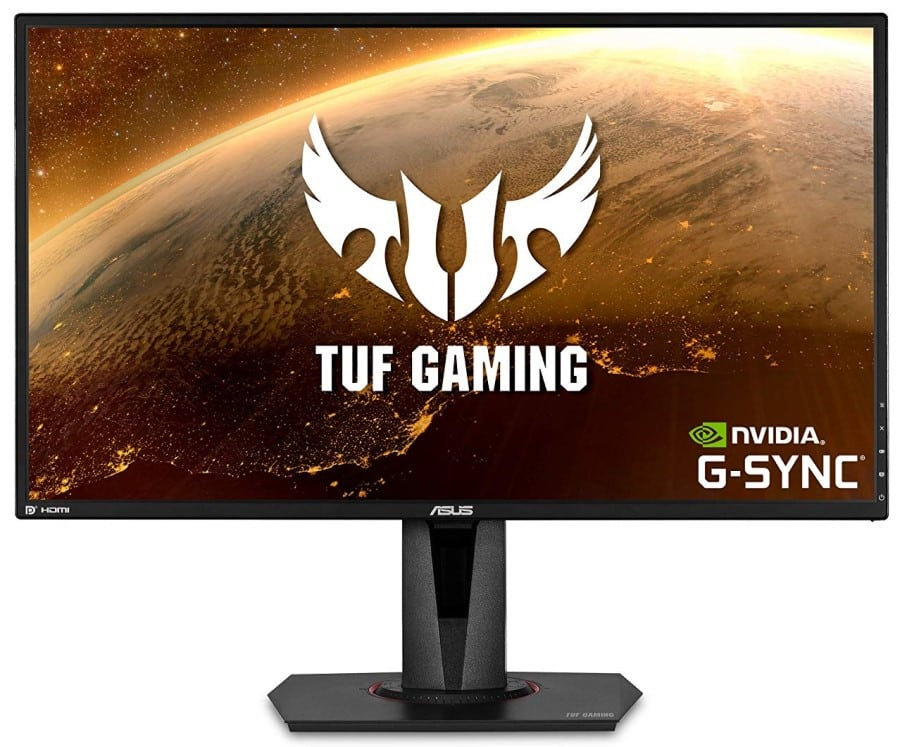 Asus VG27AQ for competitive gaming