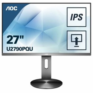 AOC U2790PQU Review – Premium 4K IPS Monitor for Business Use
