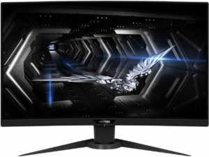 Aorus CV27Q Review – 165Hz Curved QHD Gaming Monitor with FreeSync
