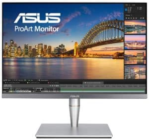 Asus PA24AC Review – Premium WUXGA Professional Monitor for Editing