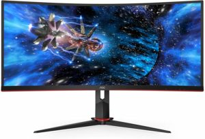 AOC CU34G2X Review – 144Hz UIrawide Curved Gaming Monitor – Highly Recommended
