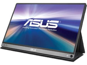 Asus MB16AP Review – Midrange Portable USB-C IPS Monitor with Built-in Battery