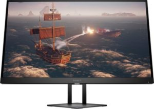 HP Omen 27i – 27-inch 165Hz QHD Nano IPS Gaming Monitor