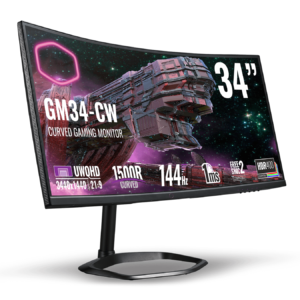 Cooler Master GM34-CW Review – Cooler Master's First 144Hz Ultrawide Gaming Monitor