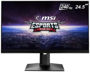MSI MAG251RX Review – Affordable 240Hz IPS Gaming Monitor for E-Sports – Highly Recommended