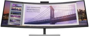 HP S430c review – 43-Inch Super Ultrawide Monitor with Device Bridge Software for Productivity