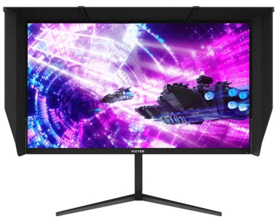 Viotek GF127QXA – Affordable 4K 144Hz Gaming Monitor