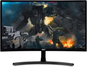 Acer ED242QR Review – Affordable 144Hz Curved Gaming Monitor