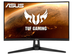 Asus VG27WQ1B Review – Affordable 1440p Curved VA Monitor for Gaming